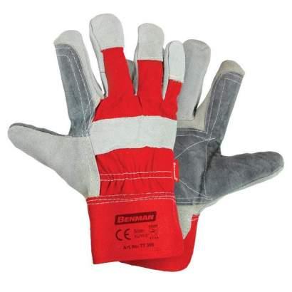 Γάντια Δερμάτινα Με...
