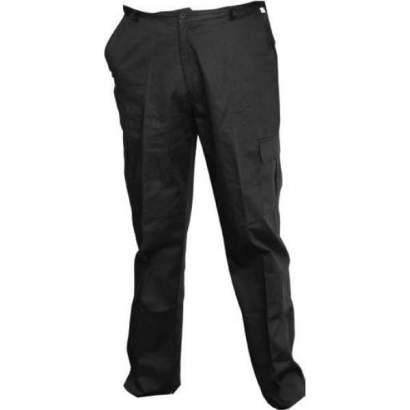 602 Fageo Trousers Black...