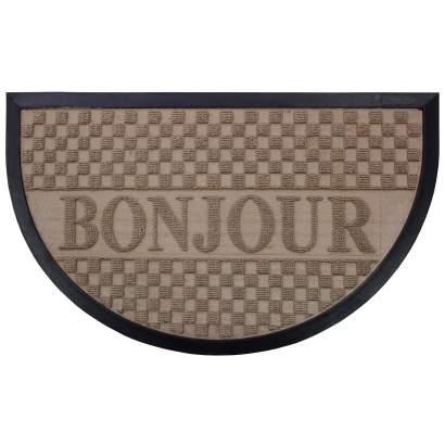 Πατάκι εξώπορτας Σχ.Bonjour...