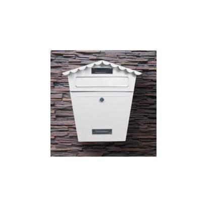Γραμματοκιβώτιο Λευκό ΤΧ0010